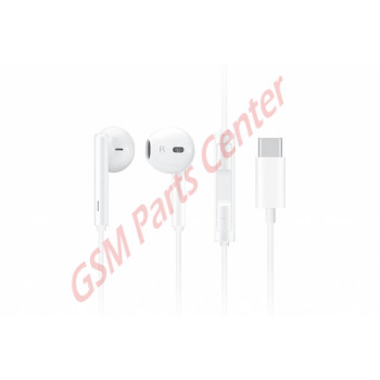 Huawei Classic Earphones - USB-C Edition - CM33 - White - 55030088