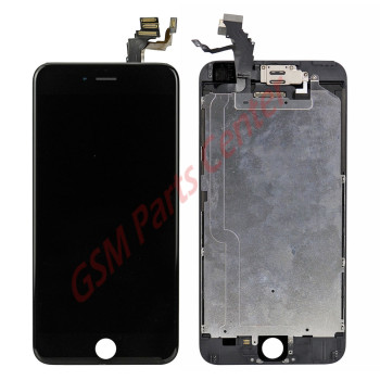 Apple iPhone 6 Plus LCD Display + Touchscreen - Refurbished OEM - Assembly - Black