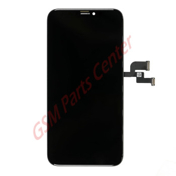 Apple iPhone XS LCD Display + Touchscreen - OLED Quality - Black