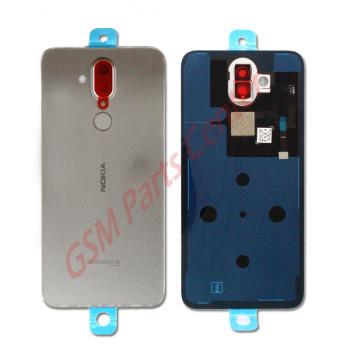 Nokia 8.1 (Nokia X7) (TA-1119;TA-1121;TA-1128;TA-1131) Backcover 20PNXSW0003 Steel