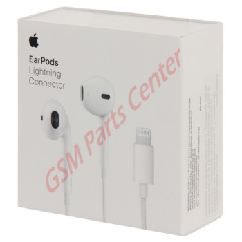 Apple Earpods With Lightning Connector - Retail Packing - AP-MMTN2ZM/A