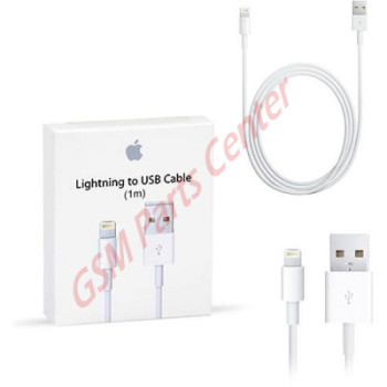 Apple Lightning To USB Cable - 1 meter - Retail Packing - AP-MQUE2ZM/A