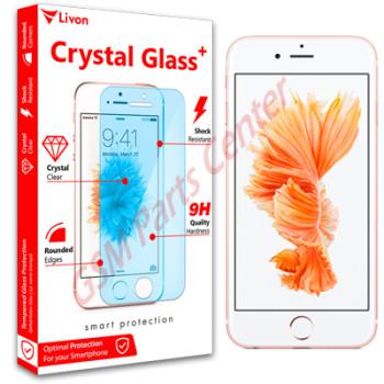 Livon Apple iPhone 6 Plus/iPhone 6S Plus Tempered Glass