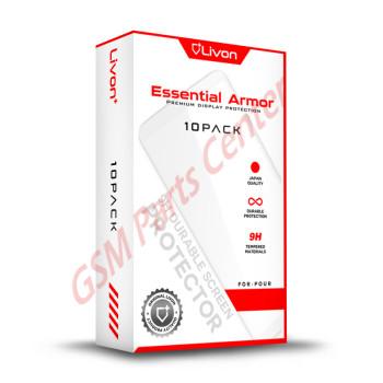 Livon  Nokia 4.2 (TA-1133; TA-1149; TA-1150; TA-1152; TA-1157) Tempered Glass Bundle Pack 10 pcs