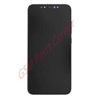 Xiaomi Mi 8 LCD Display + Touchscreen + Frame Black