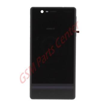 Nokia 3 (TA-1032) LCD Display + Touchscreen + Frame 20NE1BW0003 Black