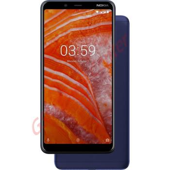Nokia 3.1 Plus - Dual SIM - 32GB - Blue