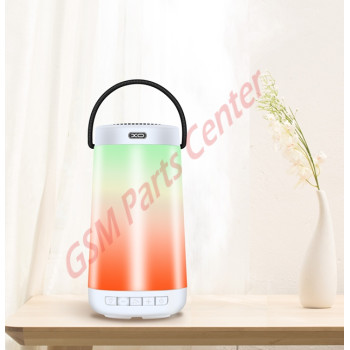 XO LED Portable Bluetooth Wireless Speaker - F11 - White