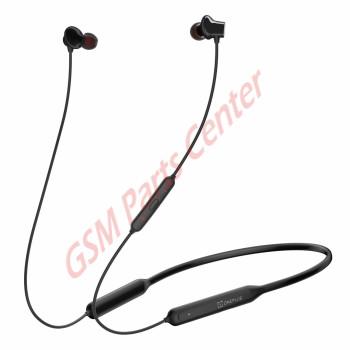 OnePlus Bullets Wireless Z Black in-Ear Bluetooth Earphones with Mic