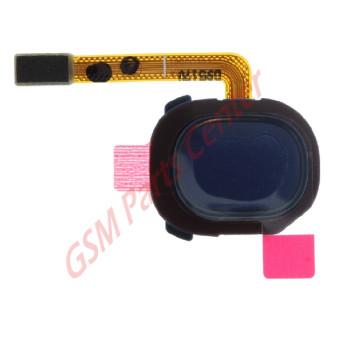 Samsung SM-A202F Galaxy A20e Fingerprint Sensor Flex Cable GH96-12565C Blue