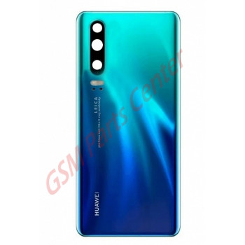 Huawei P30 (ELE-L29) Backcover 02352NMN Blue