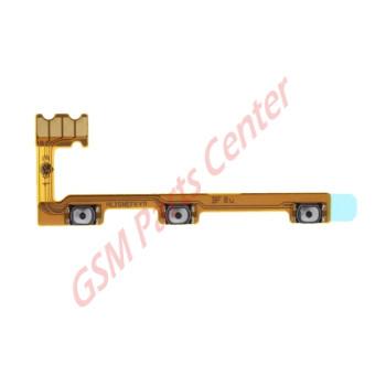 Huawei P Series Power + Volume button Flex Cable 03025DVX