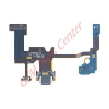 Google Pixel 2 XL (G011C) Charge Connector Flex Cable