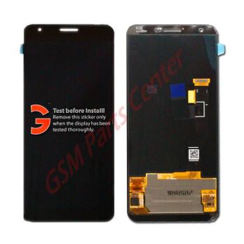 Google Pixel 3a XL (G020B/C/D) LCD Display + Touchscreen  Black
