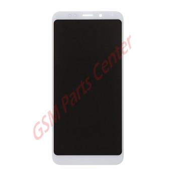 Xiaomi Redmi 5 Plus LCD Display + Touchscreen White
