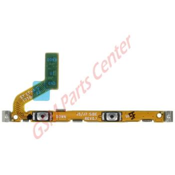 Samsung J530F Galaxy J5 2017/J730F Galaxy J7 2017 Volume button Flex Cable GH59-14795A