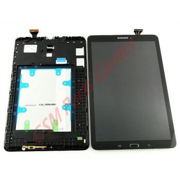 Samsung SM-T560 Galaxy Tab E 9.6 LCD Display + Touchscreen + Frame GH97-17525A Black