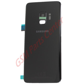 Samsung G960F Galaxy S9 Backcover GH82-15865A Black