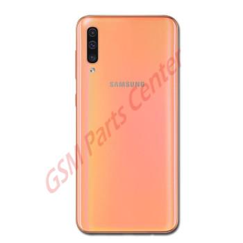Samsung SM-A505F Galaxy A50 Backcover GH82-19229D Coral