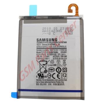 Samsung SM-A750F Galaxy A7 2018 Battery 3300mAh - EB-BA750ABU - GH82-18027A