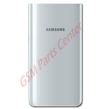 Samsung SM-A805F Galaxy A80 Backcover GH82-20055B Silver