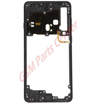 Samsung SM-A920F Galaxy A9 (2018) Midframe GH96-12294A Black
