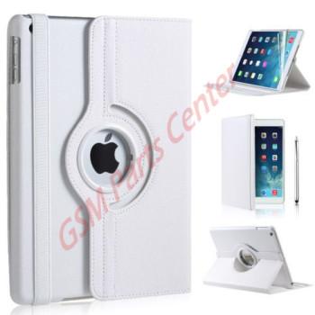 Apple iPad Air 2 - Book Case 360 Degrees - White