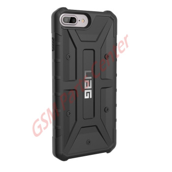 UAG Apple iPhone 6 Plus/iPhone 6S Plus/iPhone 7 Plus/iPhone 8 Plus Hard Case Pathfinder Black
