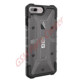 UAG Apple iPhone 6 Plus/iPhone 6S Plus/iPhone 7 Plus/iPhone 8 Plus Hard Case Plasma Ash Black