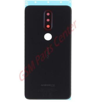 Nokia 6.1 Plus (Nokia X6) (TA-1103) Backcover 20DRL20007 Blue