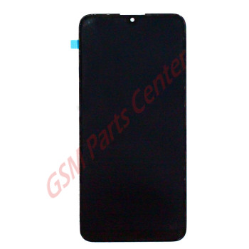 Wiko View 3 LCD Display + Touchscreen  - Black