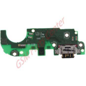 Nokia 8.1 (Nokia X7) (TA-1119;TA-1121;TA-1128;TA-1131) Charge Connector Board 20PNX0W0001