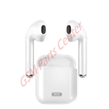 XO Wireless Bluetooth Earpods - F10 - White