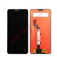 Xiaomi Mi 8 Lite LCD Display + Touchscreen  Black