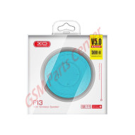 XO Mini Wireless Bluetooth Speaker - F13 - Blue