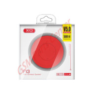 XO Mini Wireless Bluetooth Speaker - F13 - Red